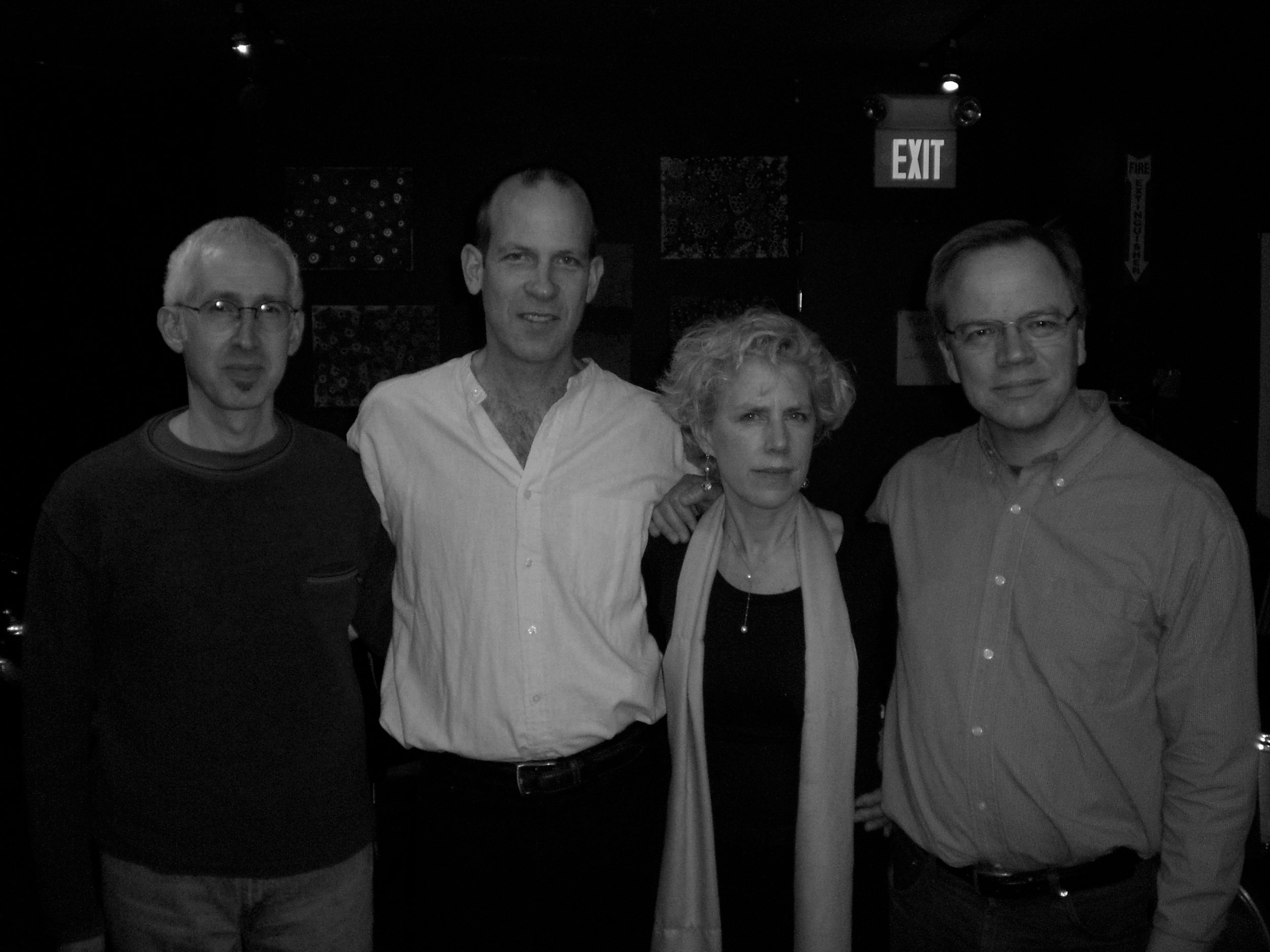YNSQ • Joel Springer, Tom Hall, Cercie Miller, Allan Chase