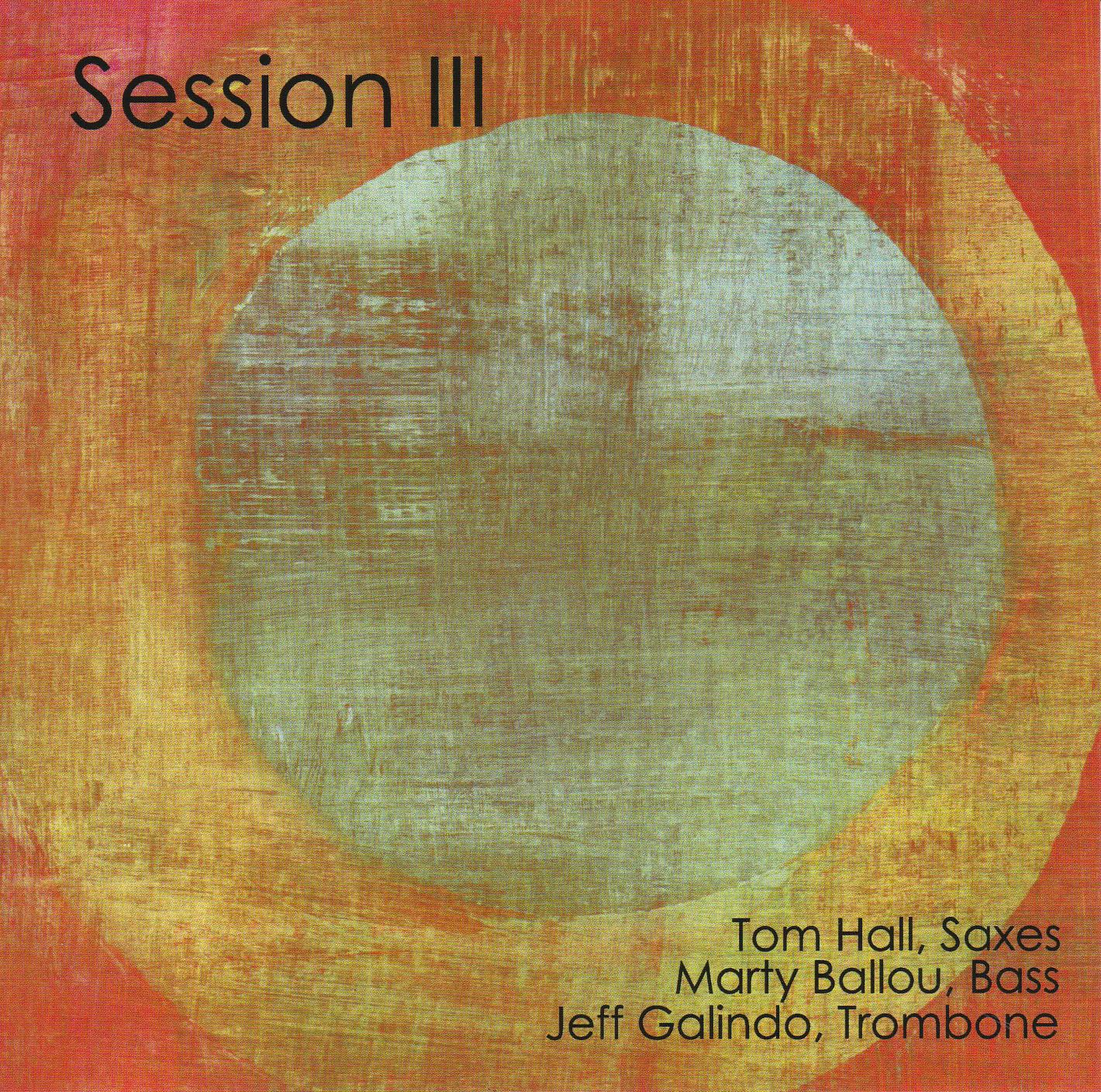 Session III - Tom Hall