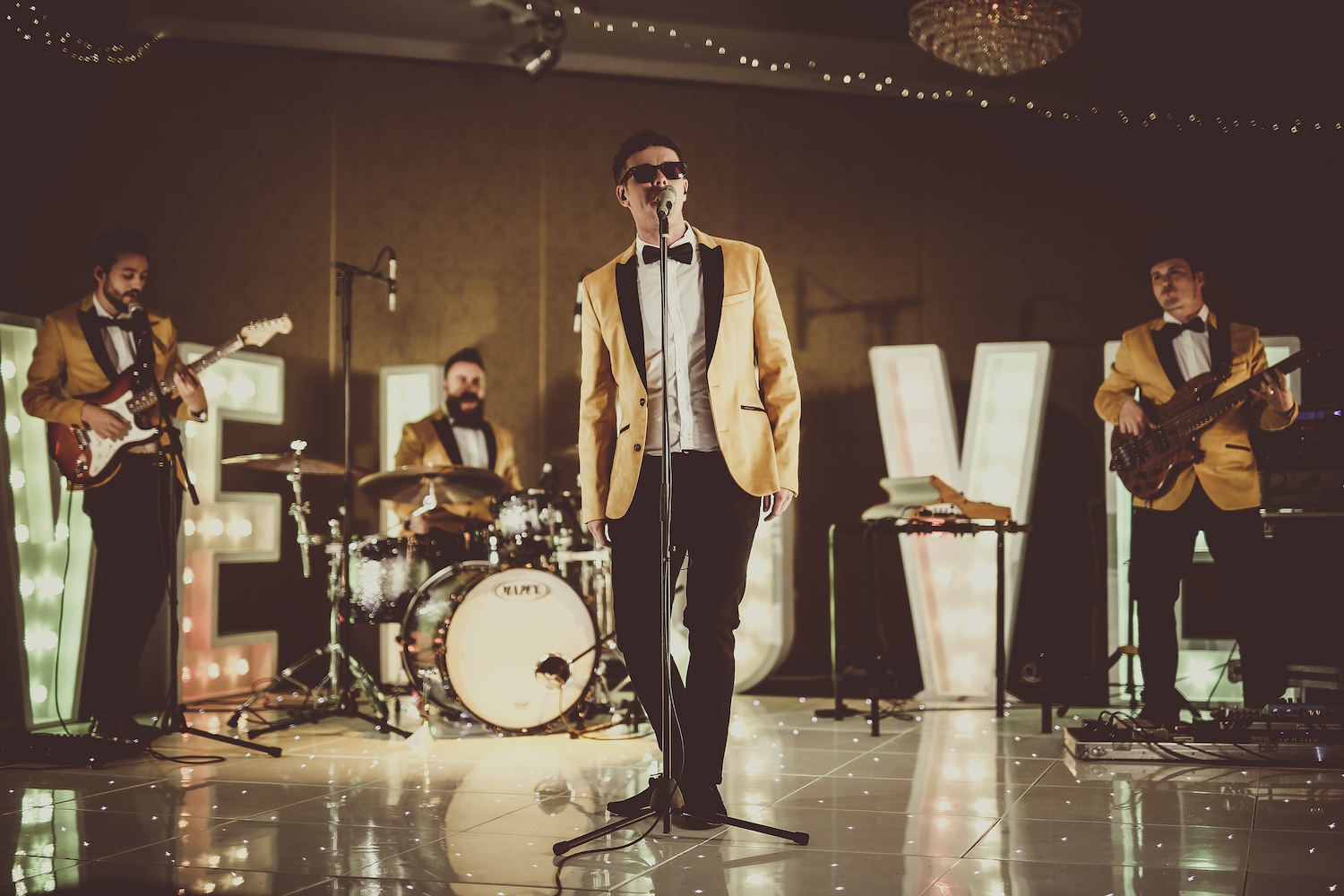 bands south wales weddings