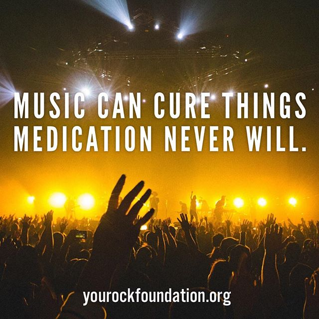 #Music can cure things medication never will. Which bands and songs help I you overcome your #mentalillness? ・・・ 🗣#LetLyricsSpeak 🎶#MusicSavesLives 🚫#StopSuicide