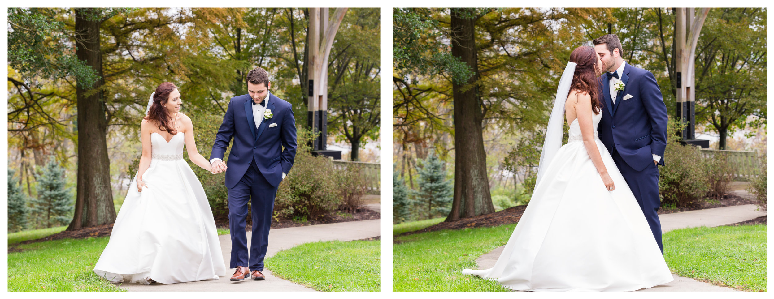 Alms Park Wedding