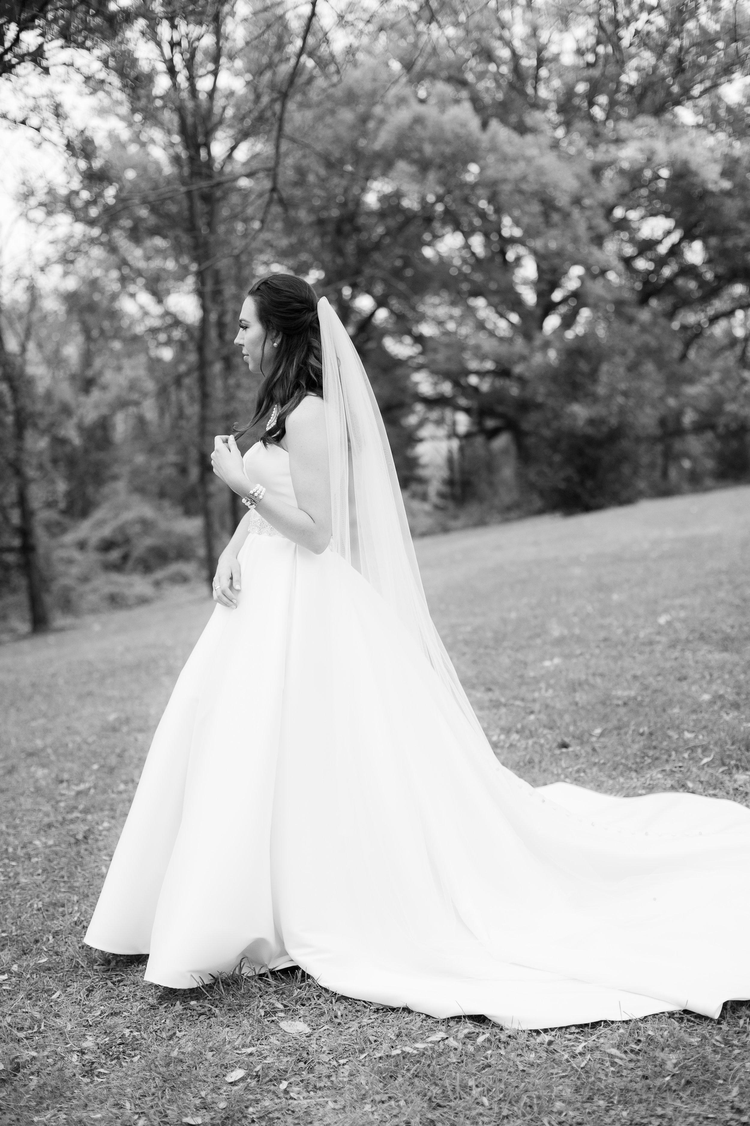 Alms Park Bridal Pictures