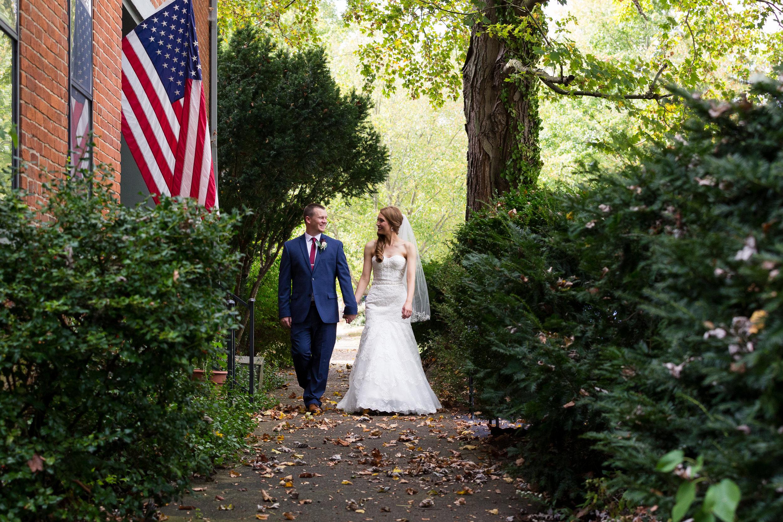 Augusta KY Wedding