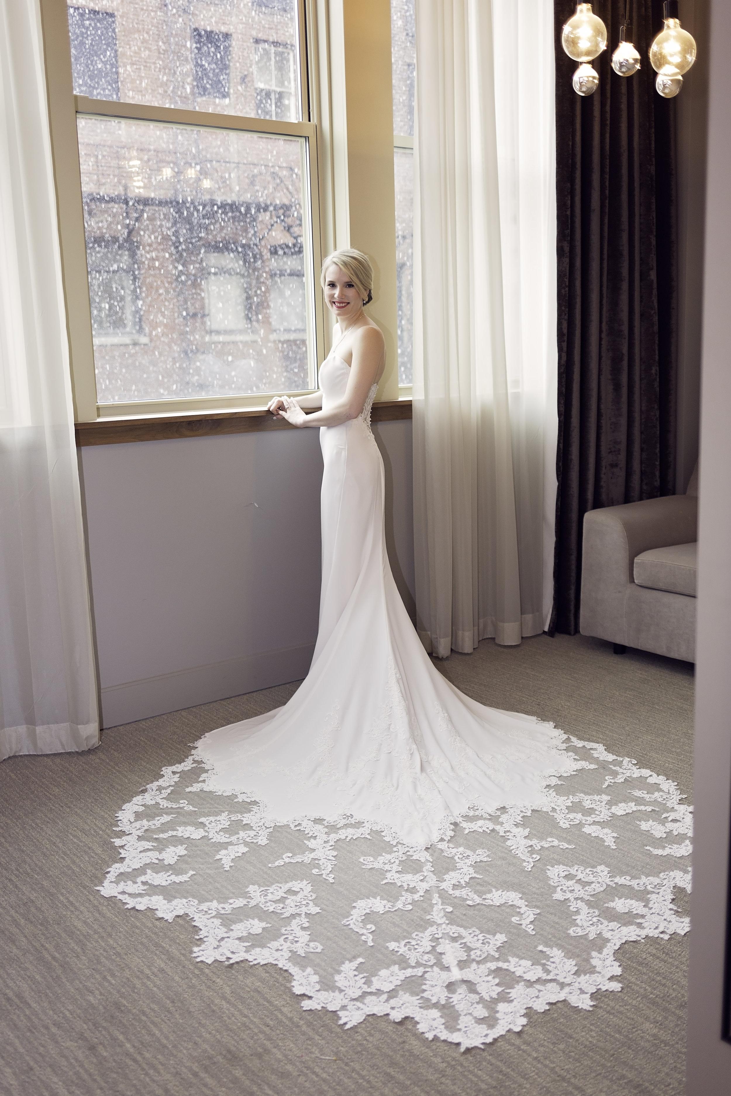 Hotel Covington Wedding Photographer