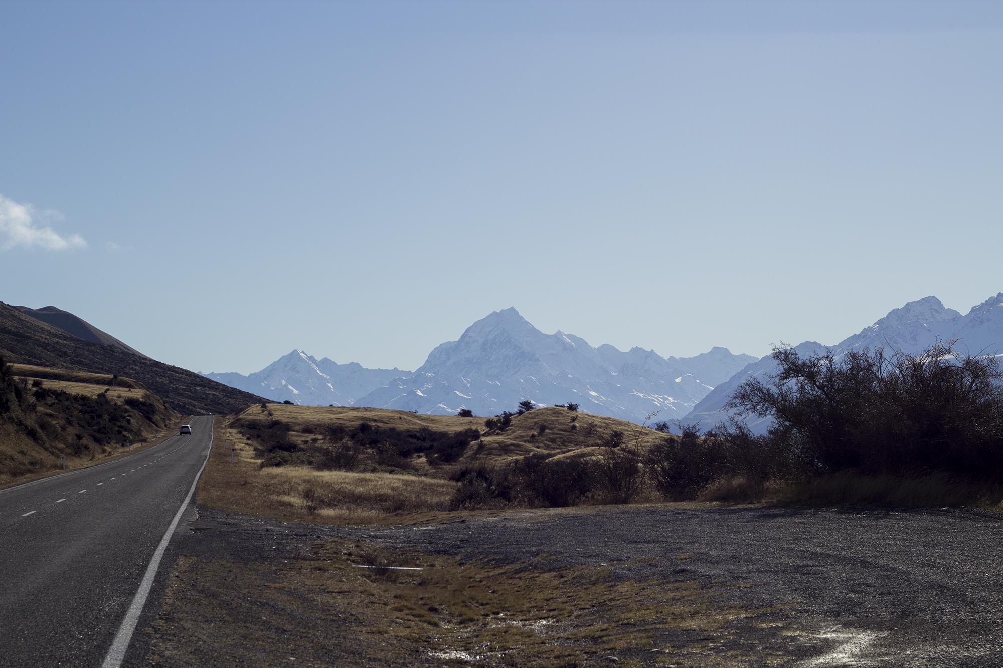 Mount Cook / Lake Pukaki