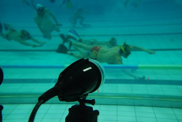 Spot X Squid Underwater Hockey