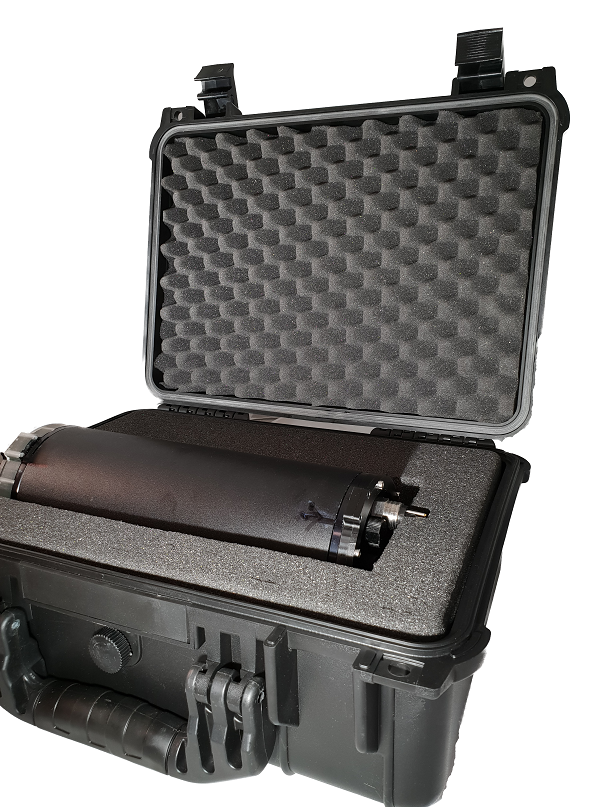 Drop camera underwater case