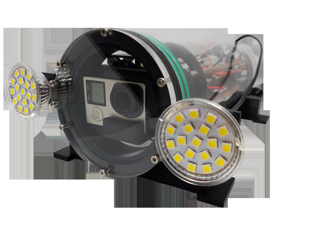 GoPro camera trap Vemco acoustic receiver