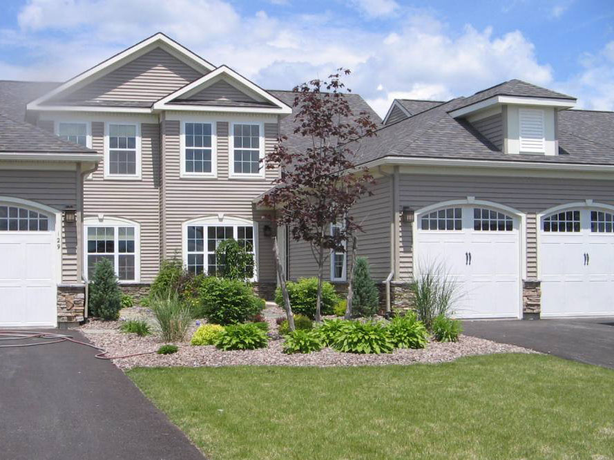 Luxury Townhomes -