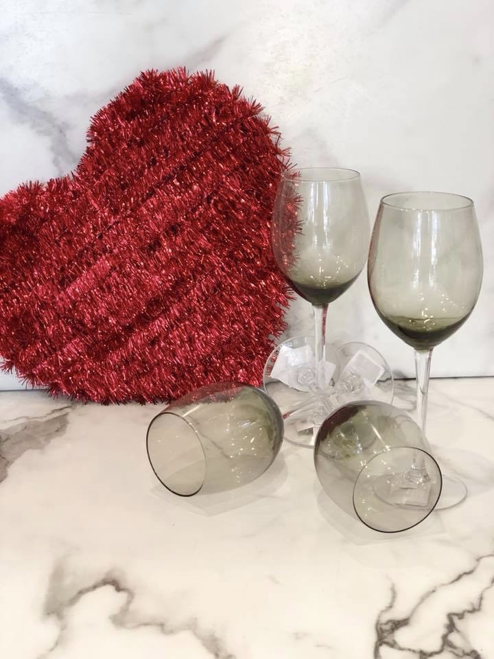 Wine Glasses - $33.95 for set of four