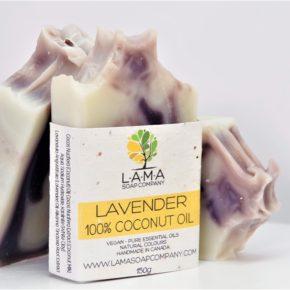 Lavender Handmade Soap - $10.95
