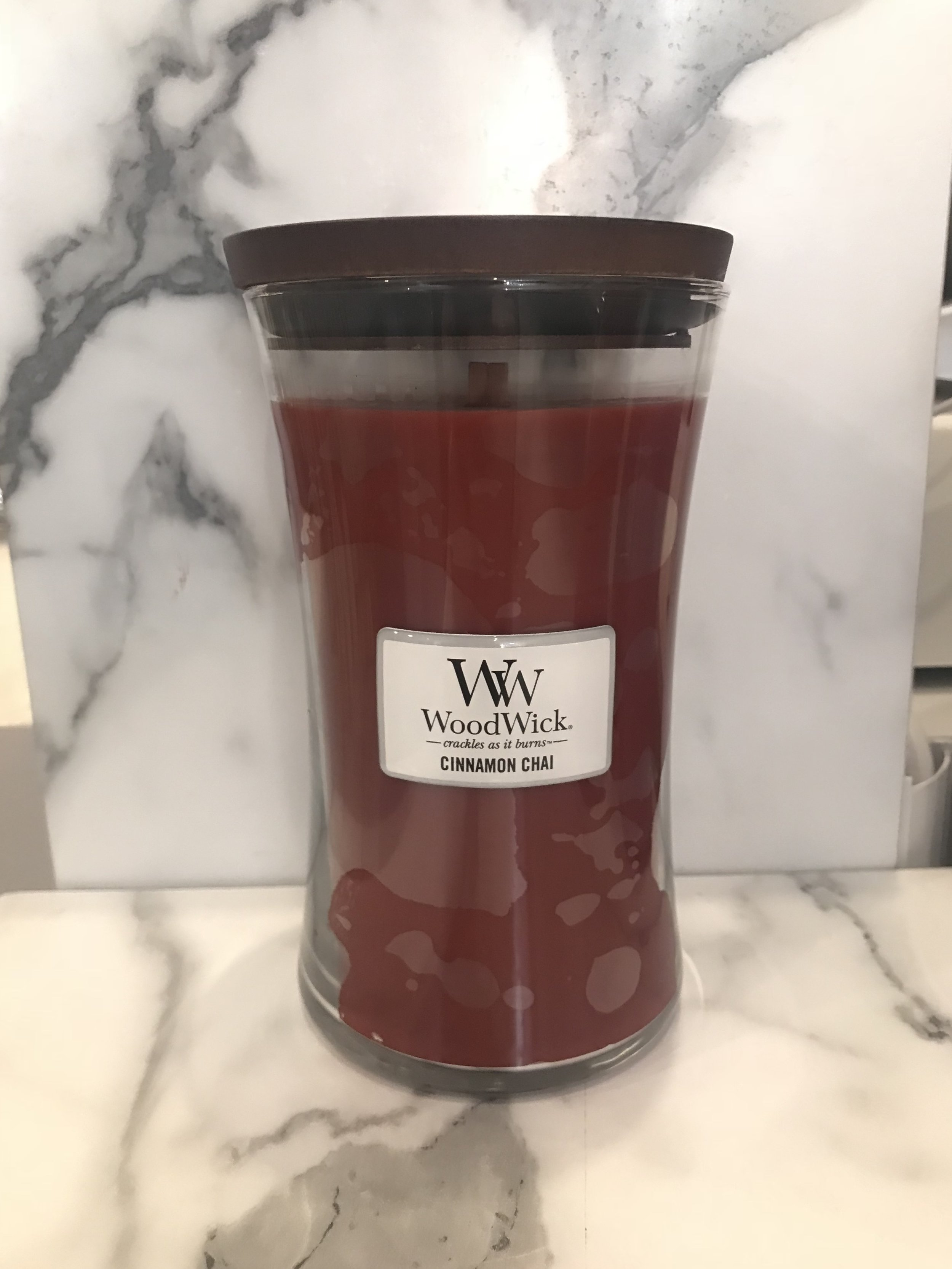 Cinnamon Chai WoodWick Candle - $37.95