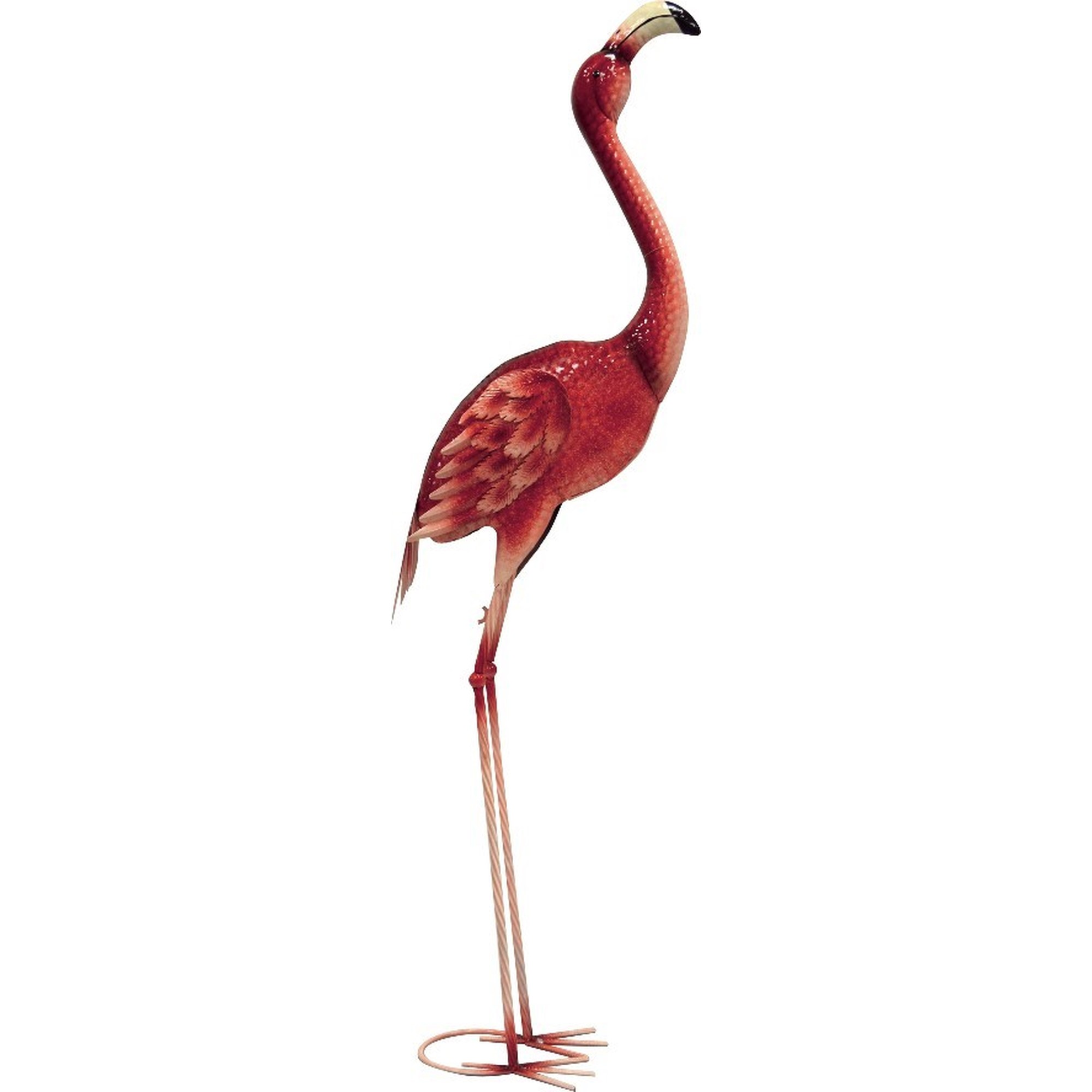 Metal Flamingo, Amanda's House Of Elegance  ($67.95)