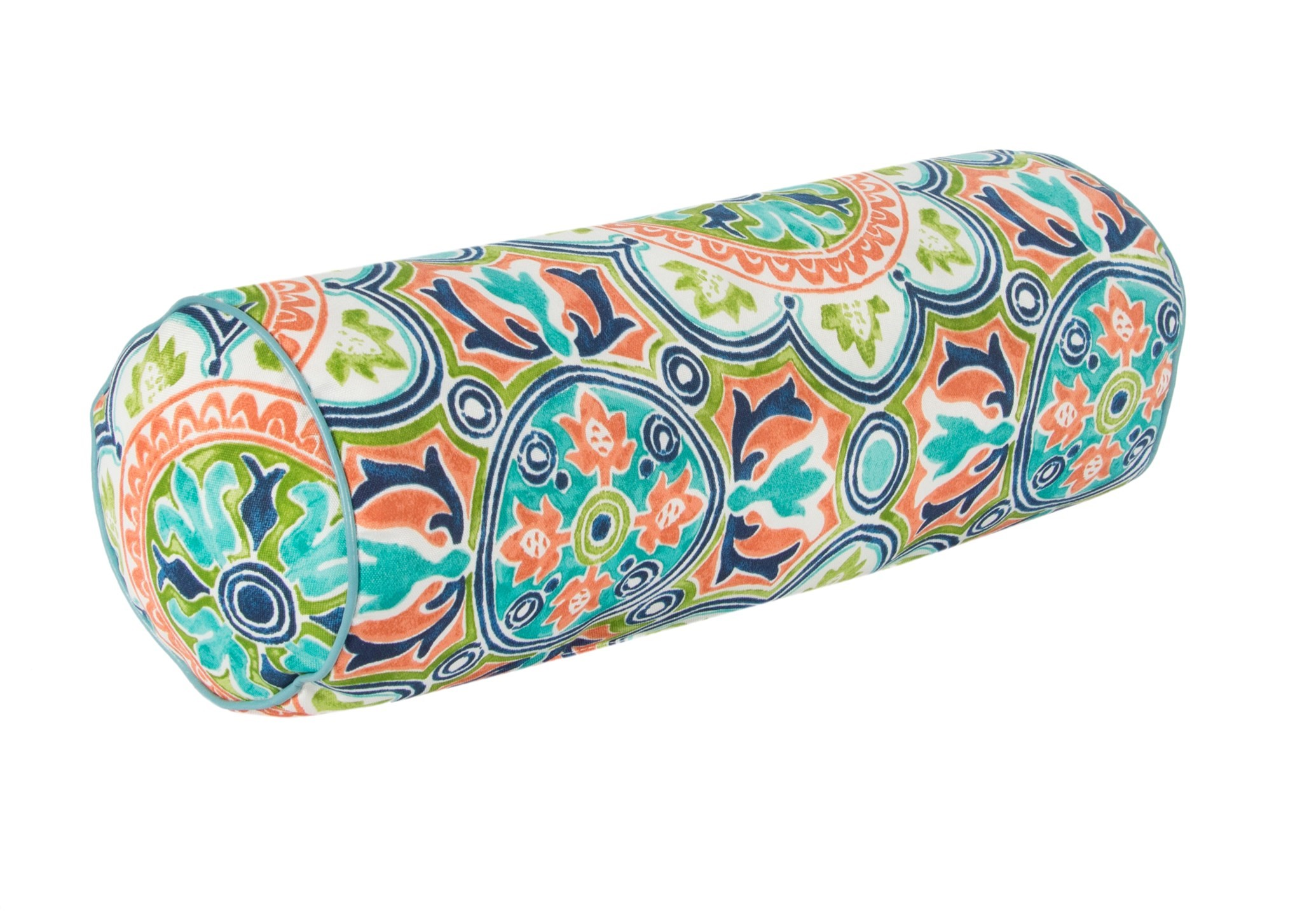 20x6.5 Bolster Outdoor Pillow by Ninety-Five & Co, Amanda's House Of Elegance  (Special Order Only - Minimum Qty 2)    ($42.95 each)