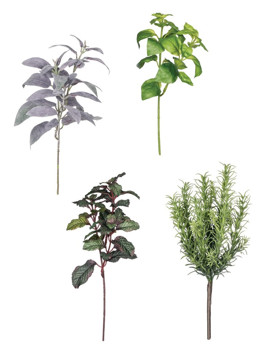 Assorted Herb Picks, Amanda's House Of Elegance  ($9.95/ea)