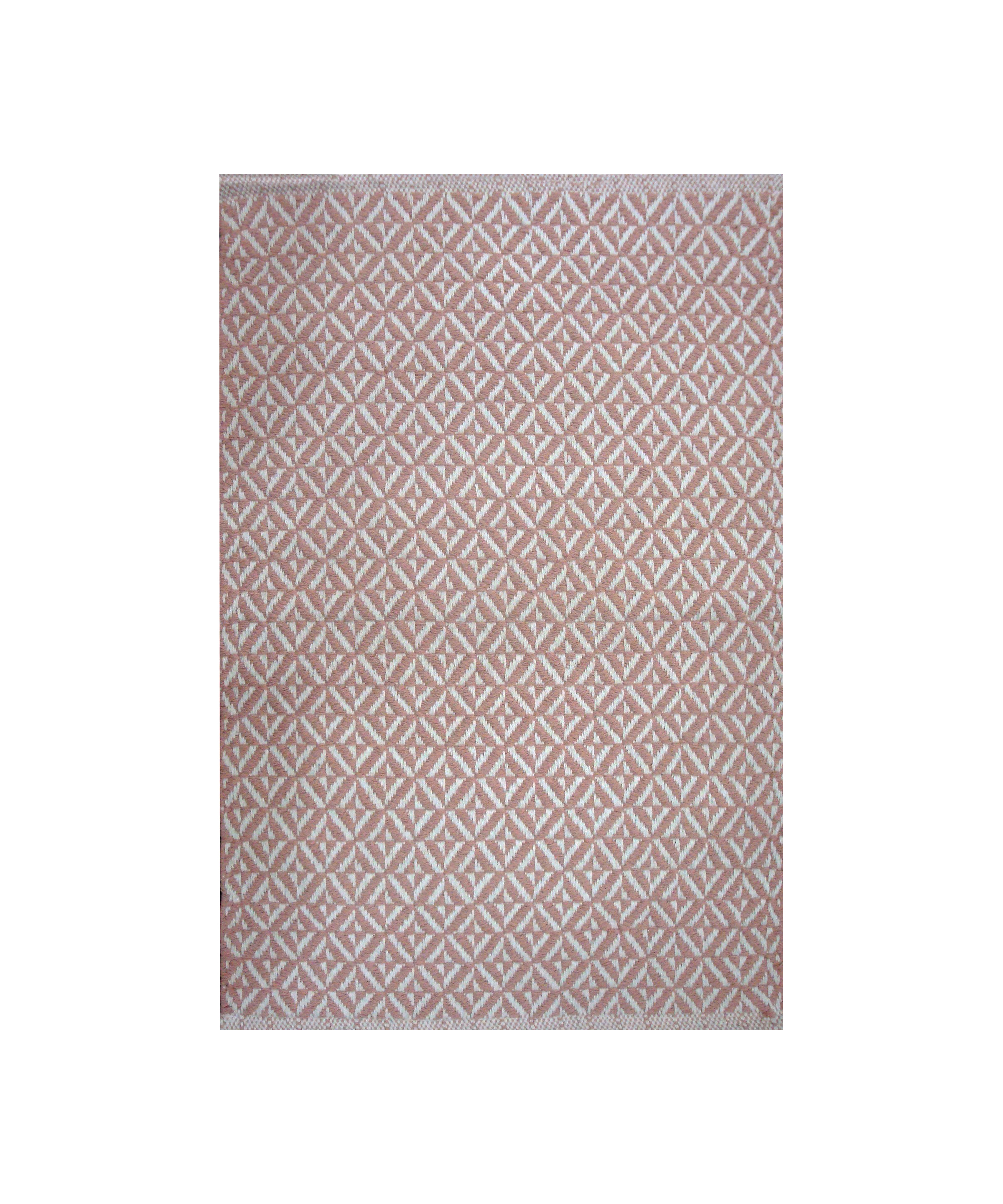Dhurrie Bev Dusty Pink (Available Sizes: 2x3, 2x8, 3x5, 4x6, 5x8, 7x9), Amanda's House Of Elegance  ($27.95 – $286.95)