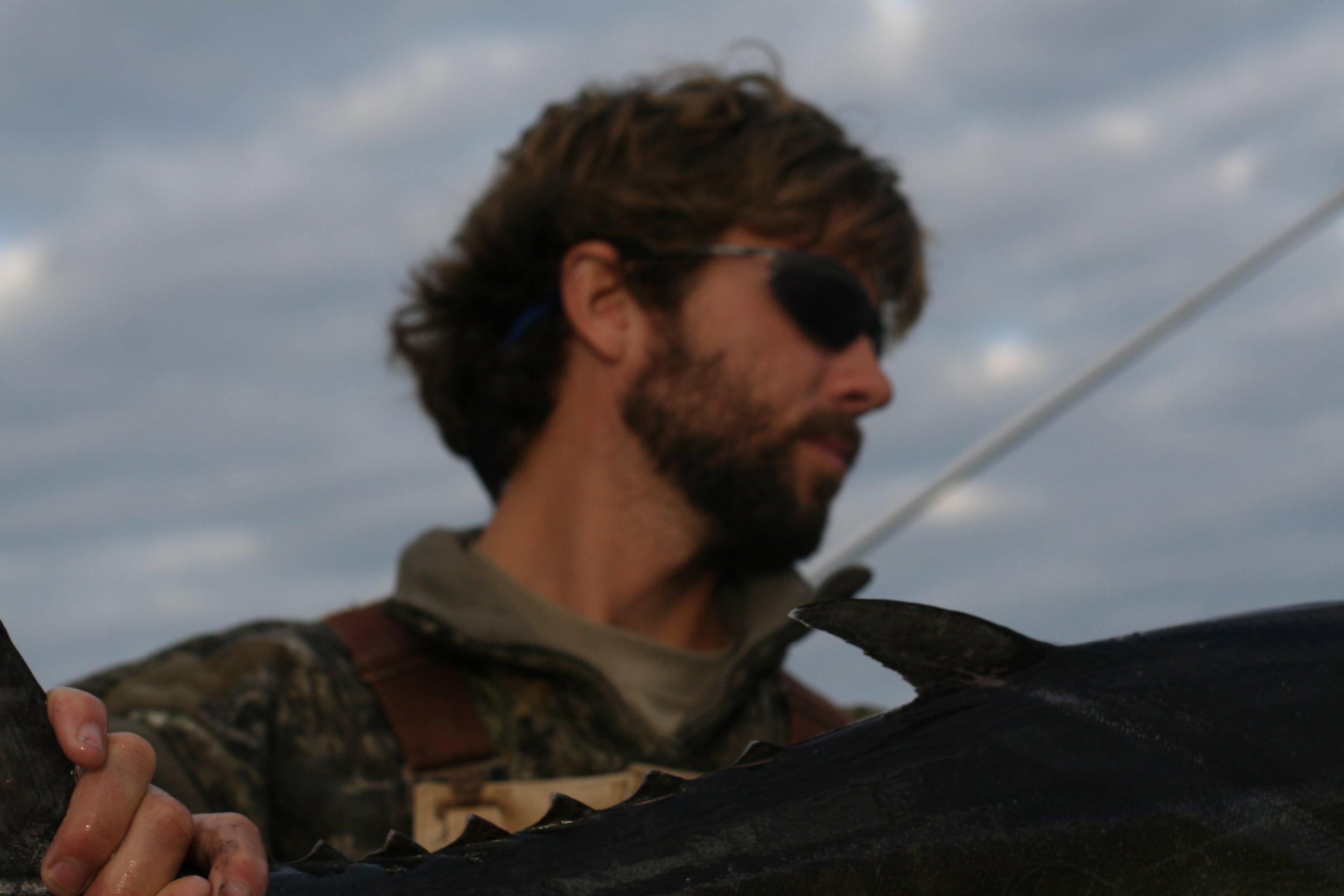 Capt. Frank Askew -