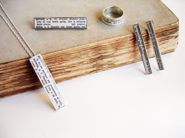 Idee Per Porta Orecchini text + context — art925: naomi rachel muirhead - jewelry
