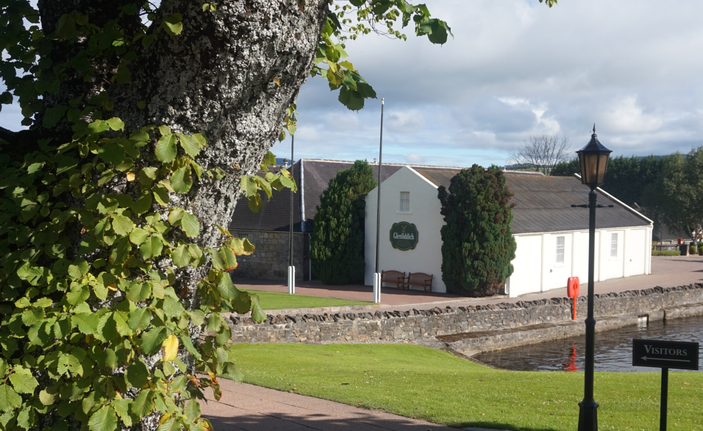 Most in depth tour - Glenfiddich