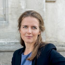 Keynote speaker - danish minister of health Ellen Trane Nørby