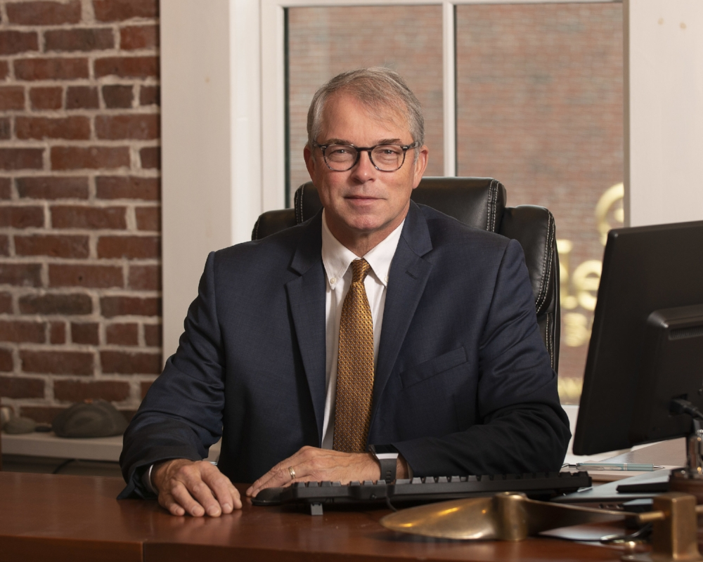 Greg Clayton providing mediation services in Northern New england