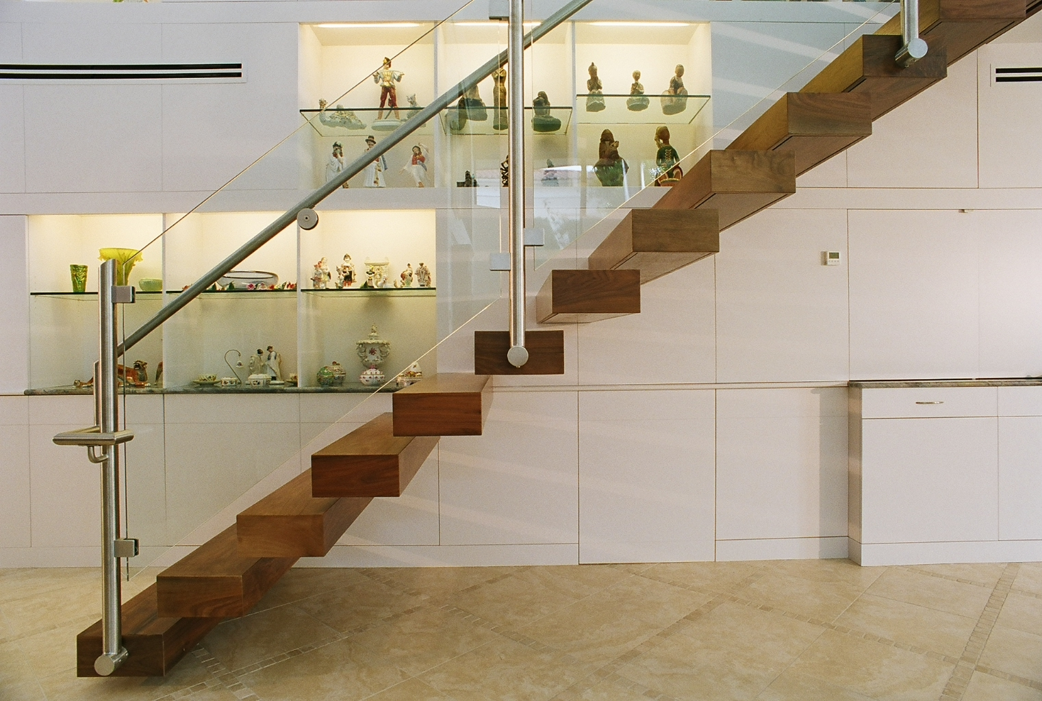 Modern Residential Stairs