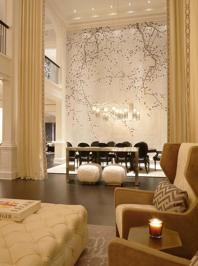 Modern Residential Dining Room