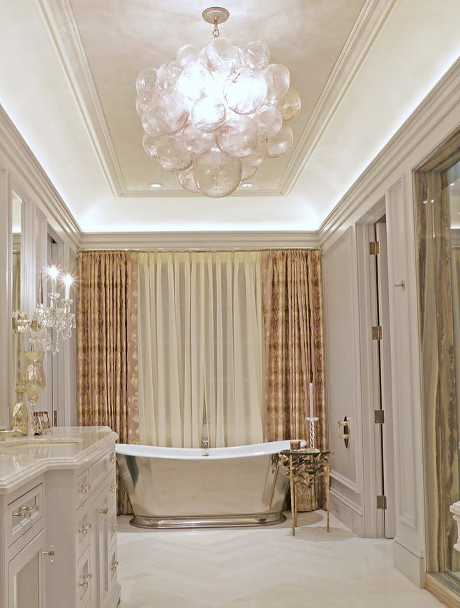 Modern Residential Bathroom