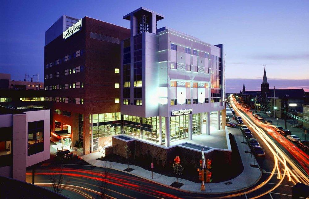 online retailer ea63c 56710 Healthcare — Robert Newell Lighting Design