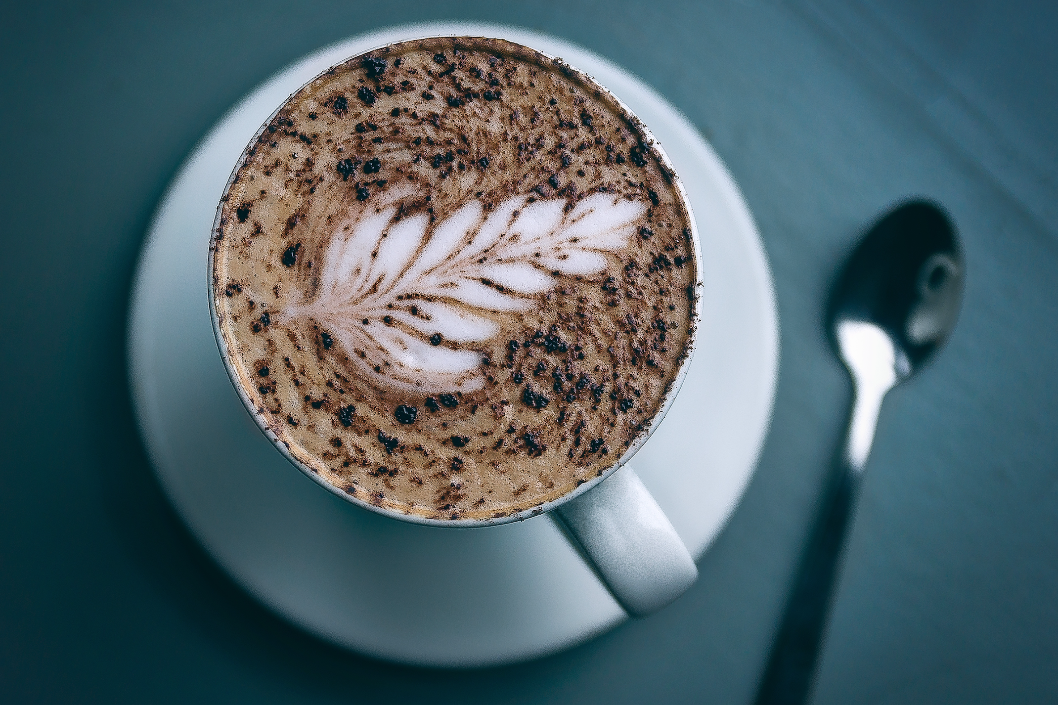 FOOD & DRINK | Liver-Loving Latte