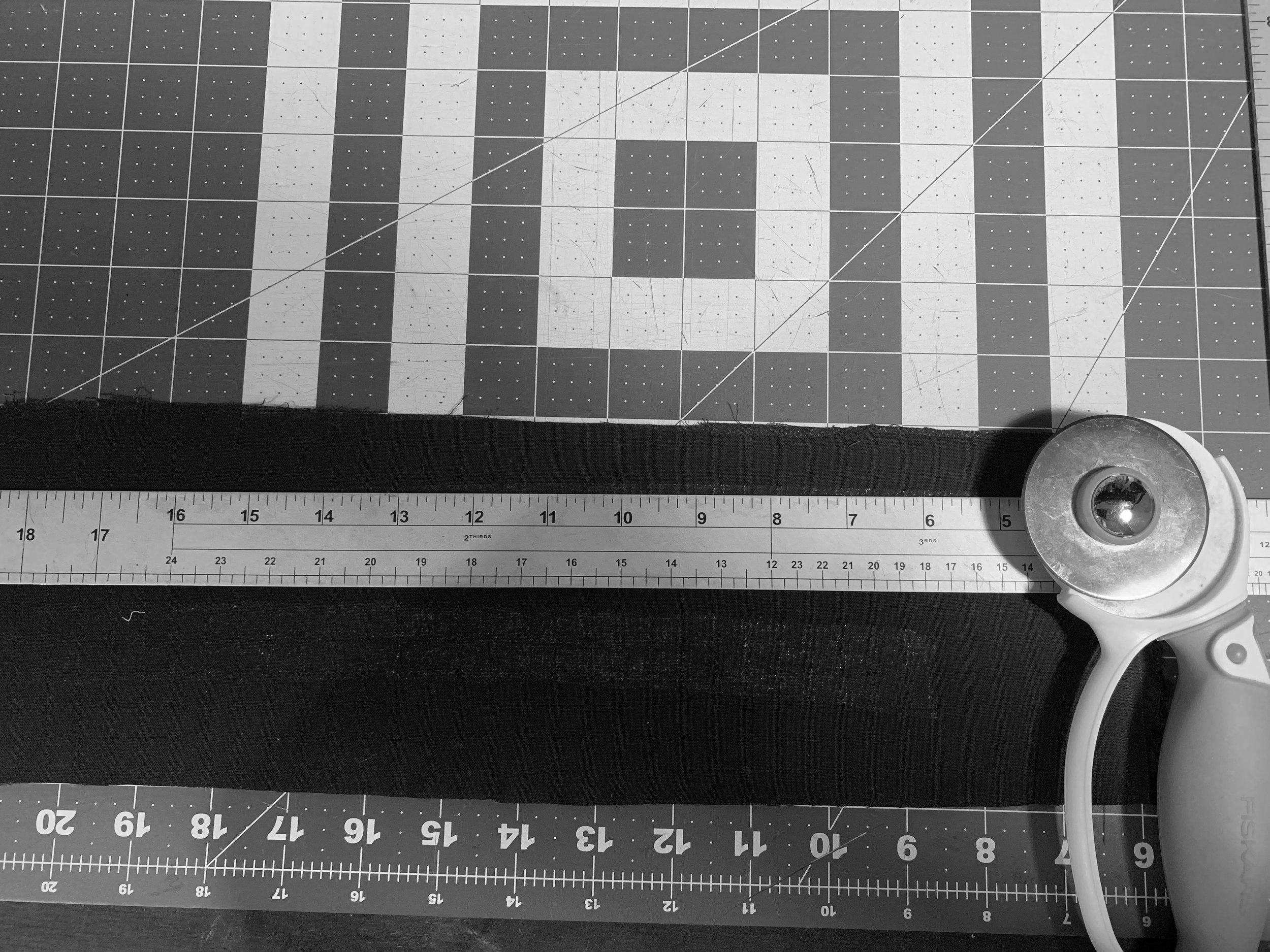 Make conductive fabric