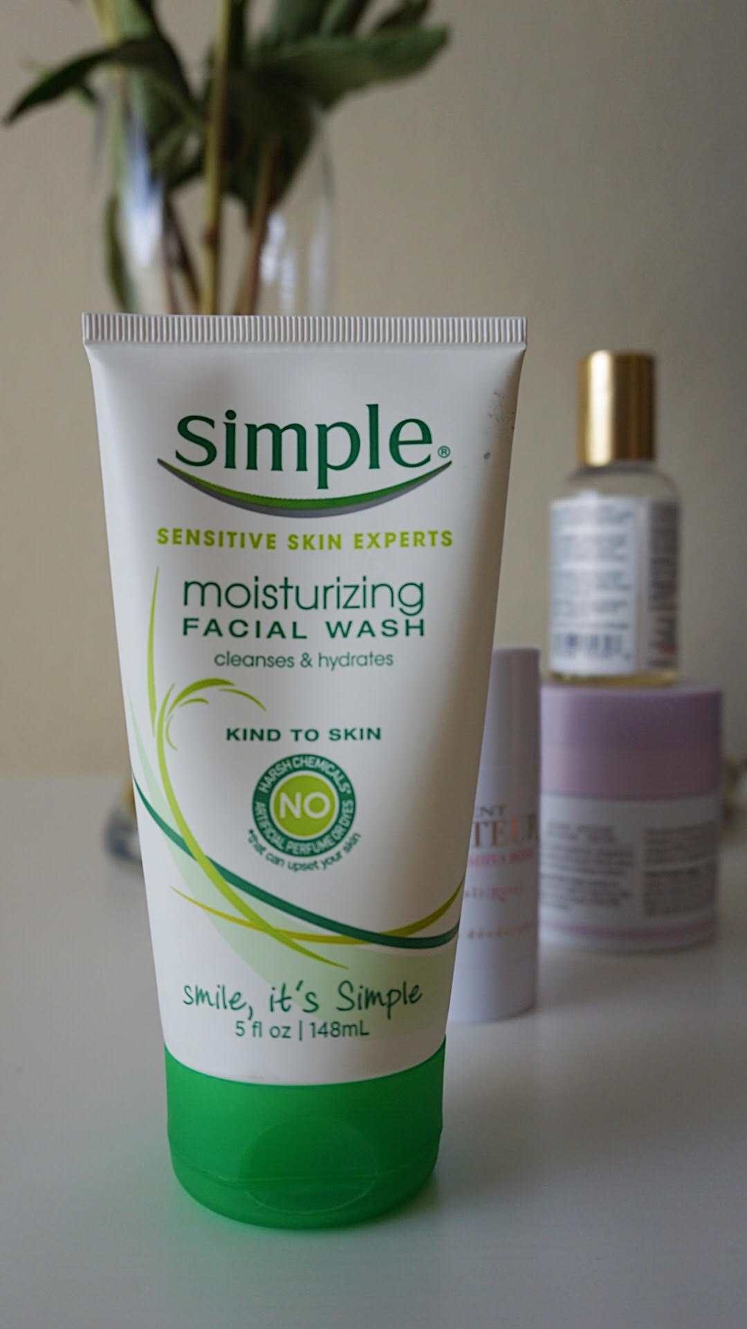 Face Wash - Every Morning & Night