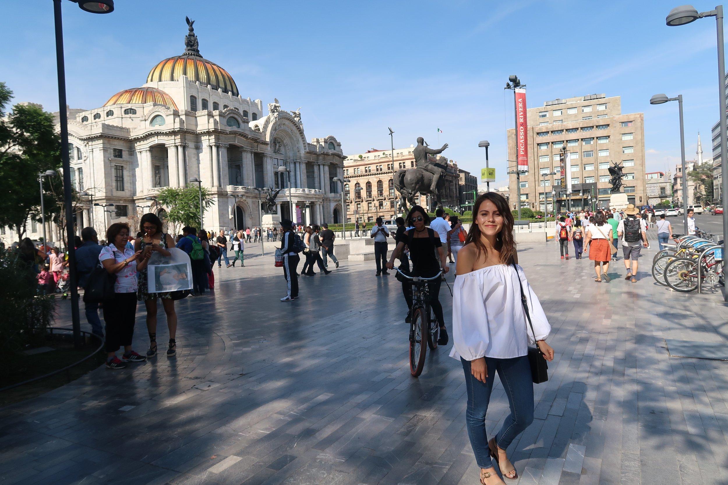 Bellas Artes <3
