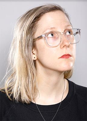 Martha Brook Falls  filmmaker Ashley McKenzie