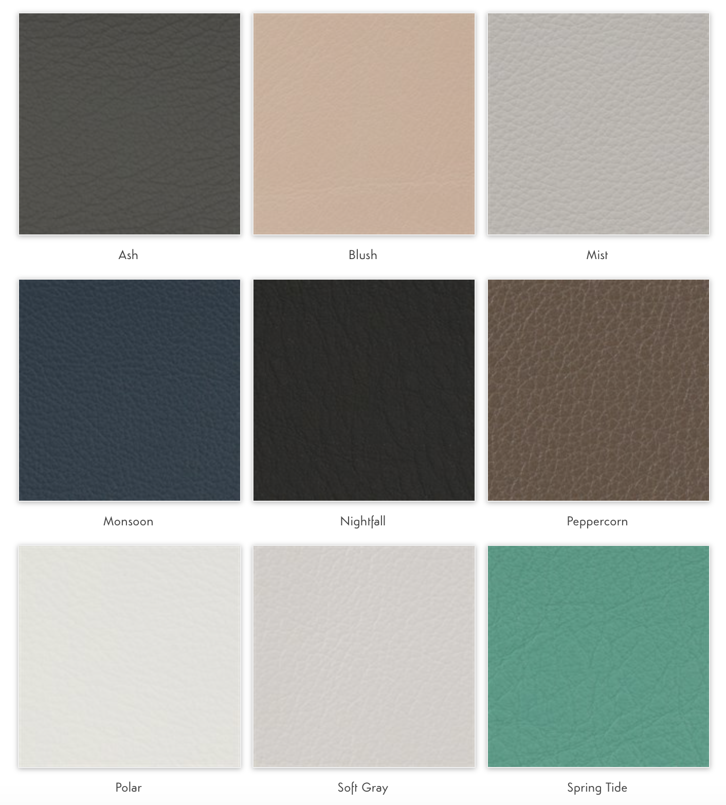 Cover Material  - Please choose one of the leather or Linen options you would like for your album cover.