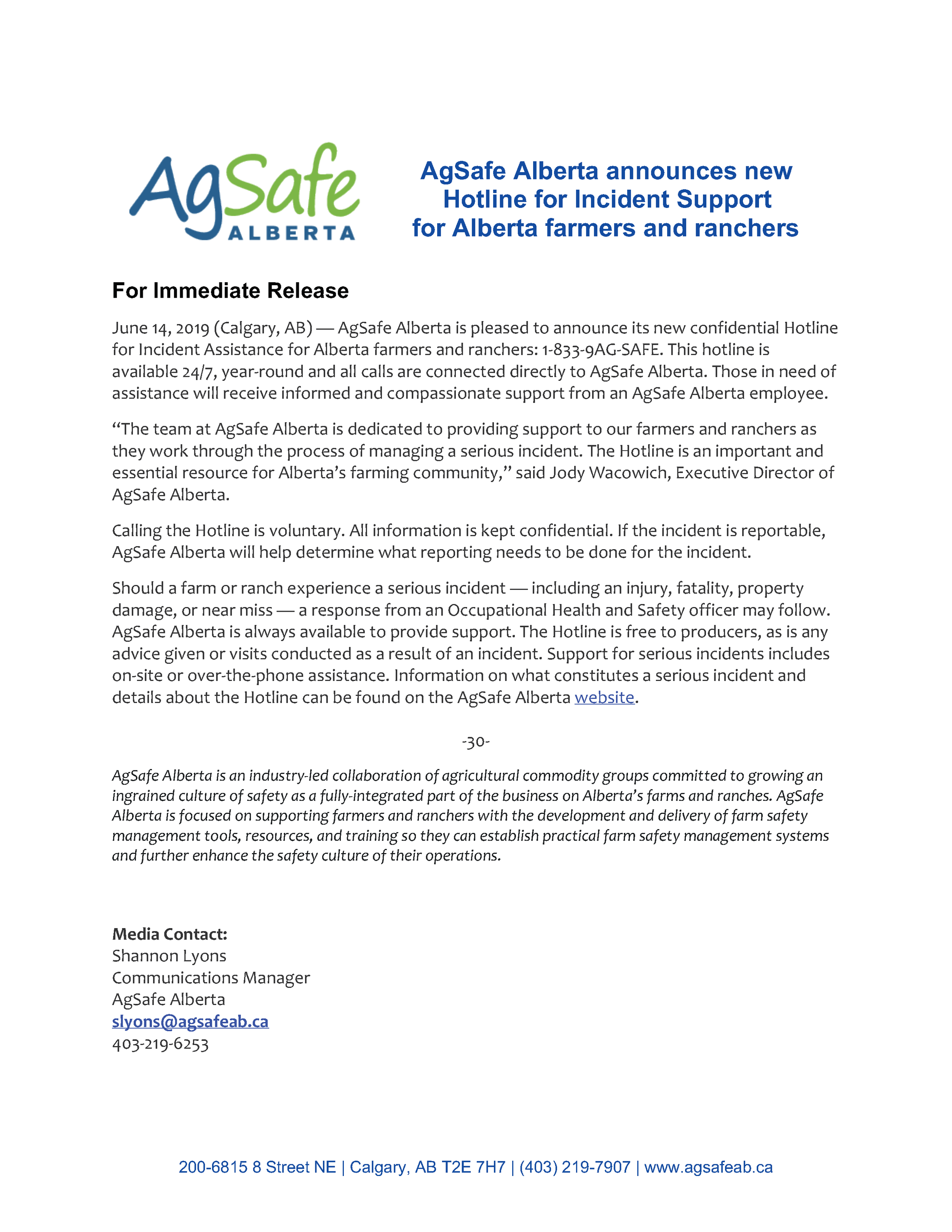 AgSafe Alberta announces new Incident Support Hotline.png