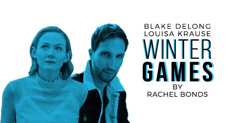Winter Games by Rachel Bonds