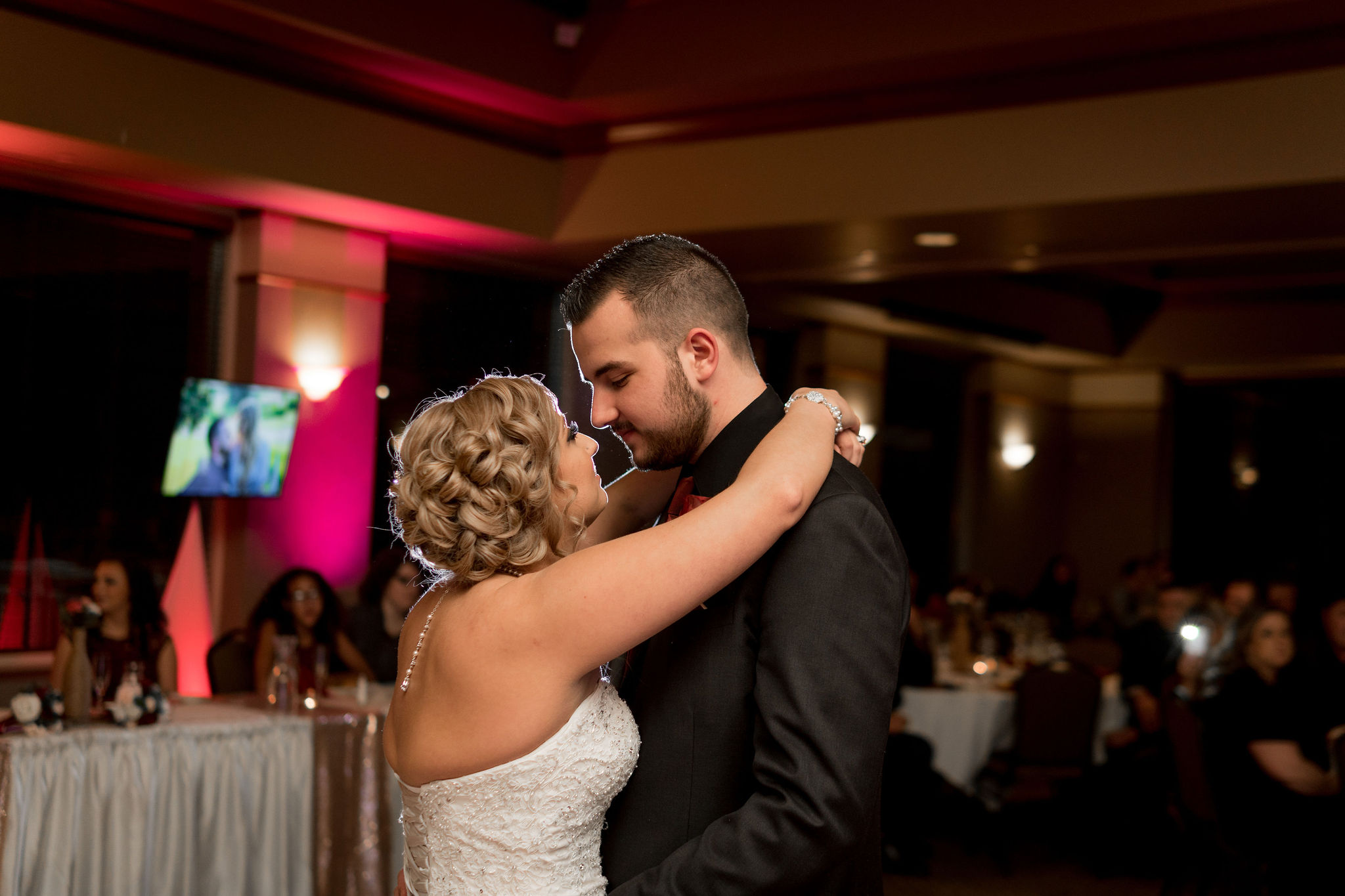 First dance at Sand Creek Country club.