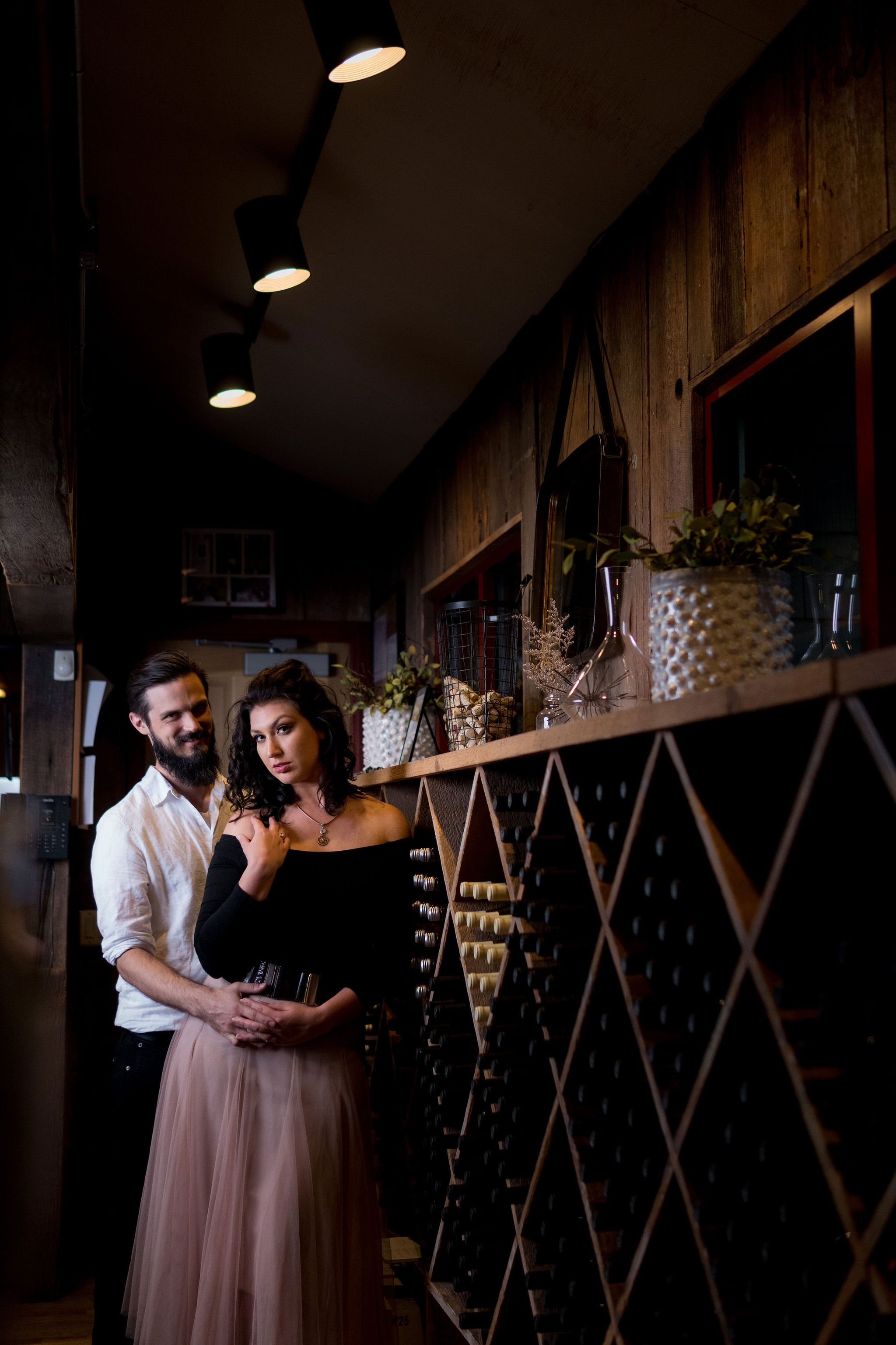 Tyler + Chael's Tabor Hill Winery Engagement Session_33.jpg