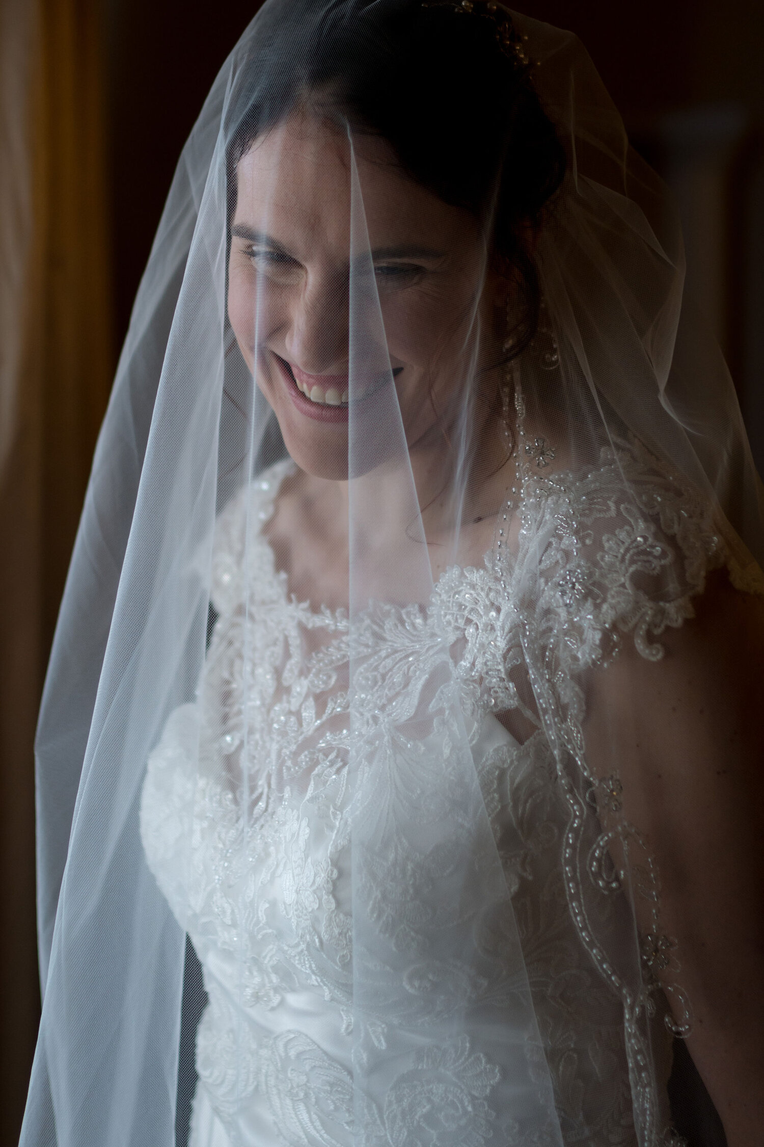 Aaron & Jennifer's Duneland Falls Wedding 12