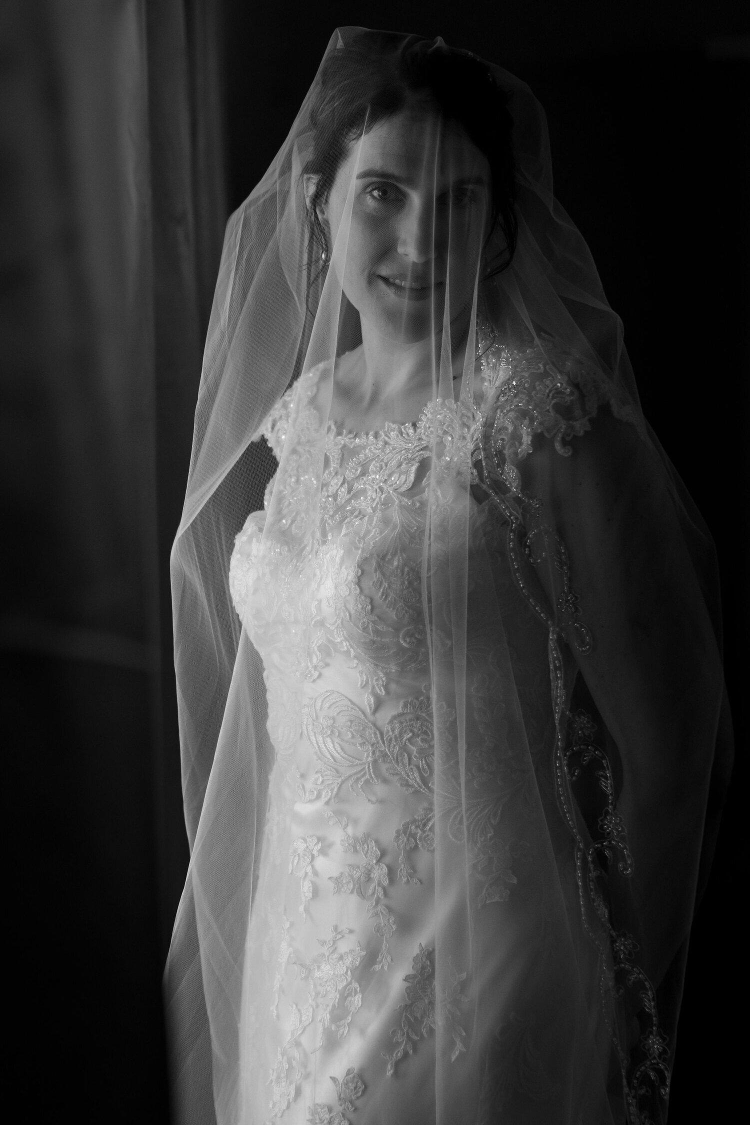 Aaron & Jennifer's Duneland Falls Wedding 15