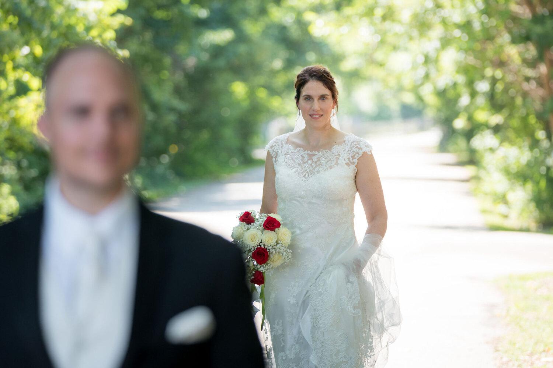 Aaron & Jennifer's Duneland Falls Wedding 18