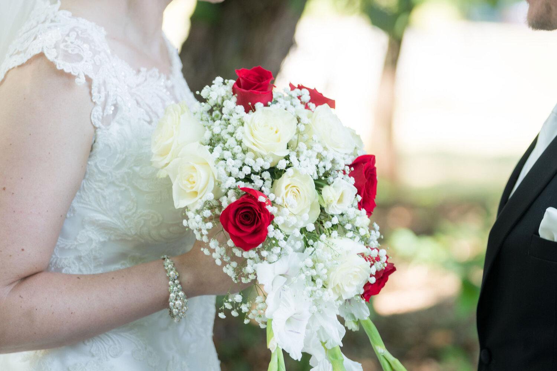 Aaron & Jennifer's Duneland Falls Wedding 20
