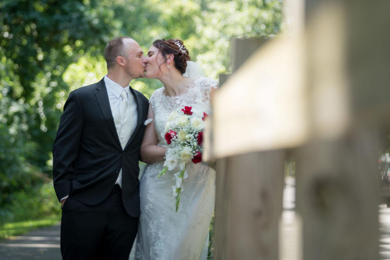 Aaron & Jennifer's Duneland Falls Wedding 21