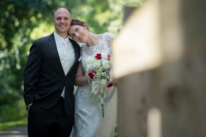 Aaron & Jennifer's Duneland Falls Wedding 23