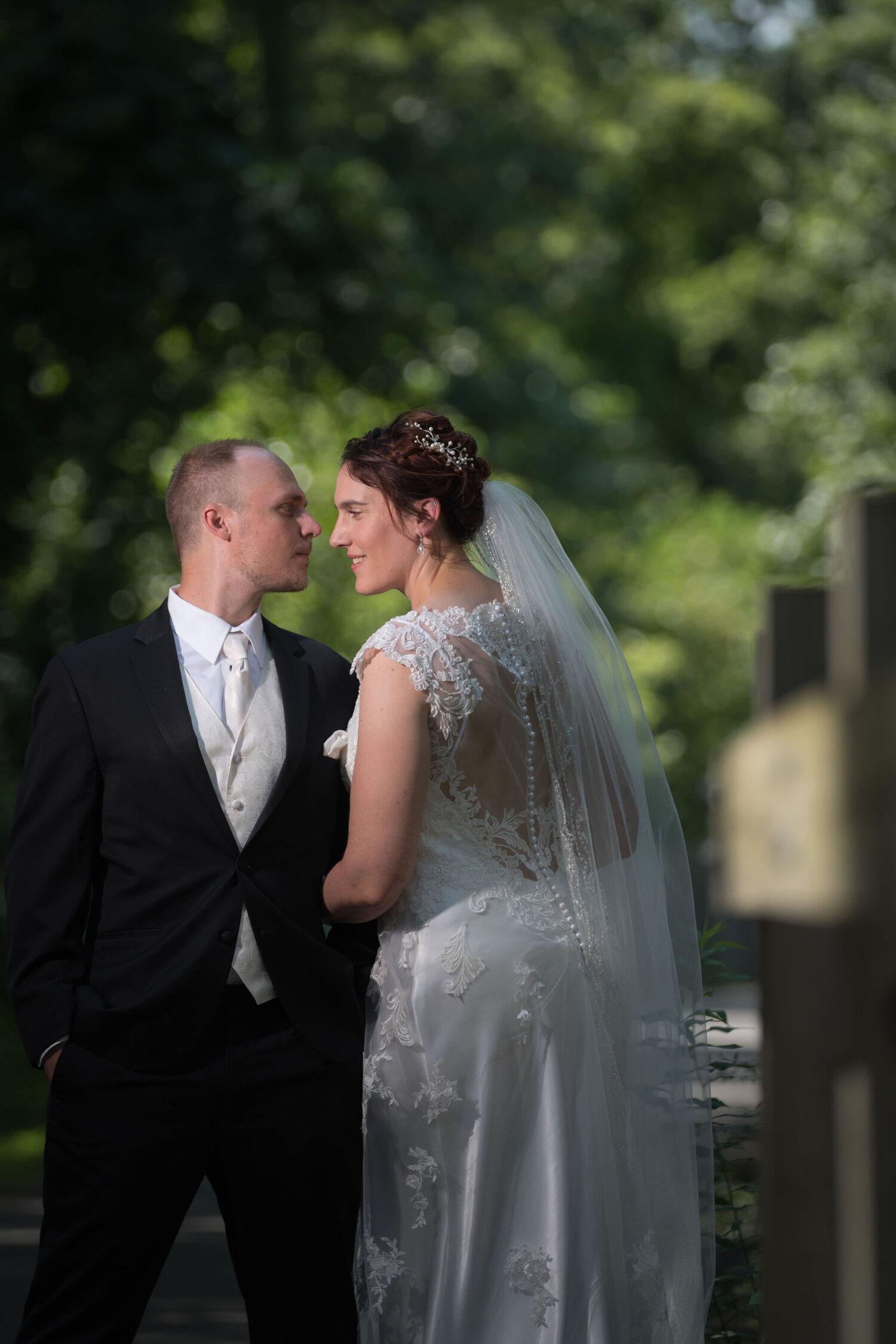 Aaron & Jennifer's Duneland Falls Wedding 24