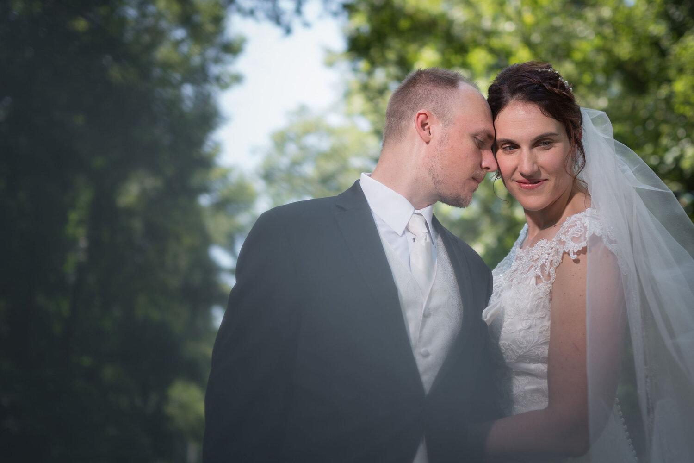 Aaron & Jennifer's Duneland Falls Wedding 25