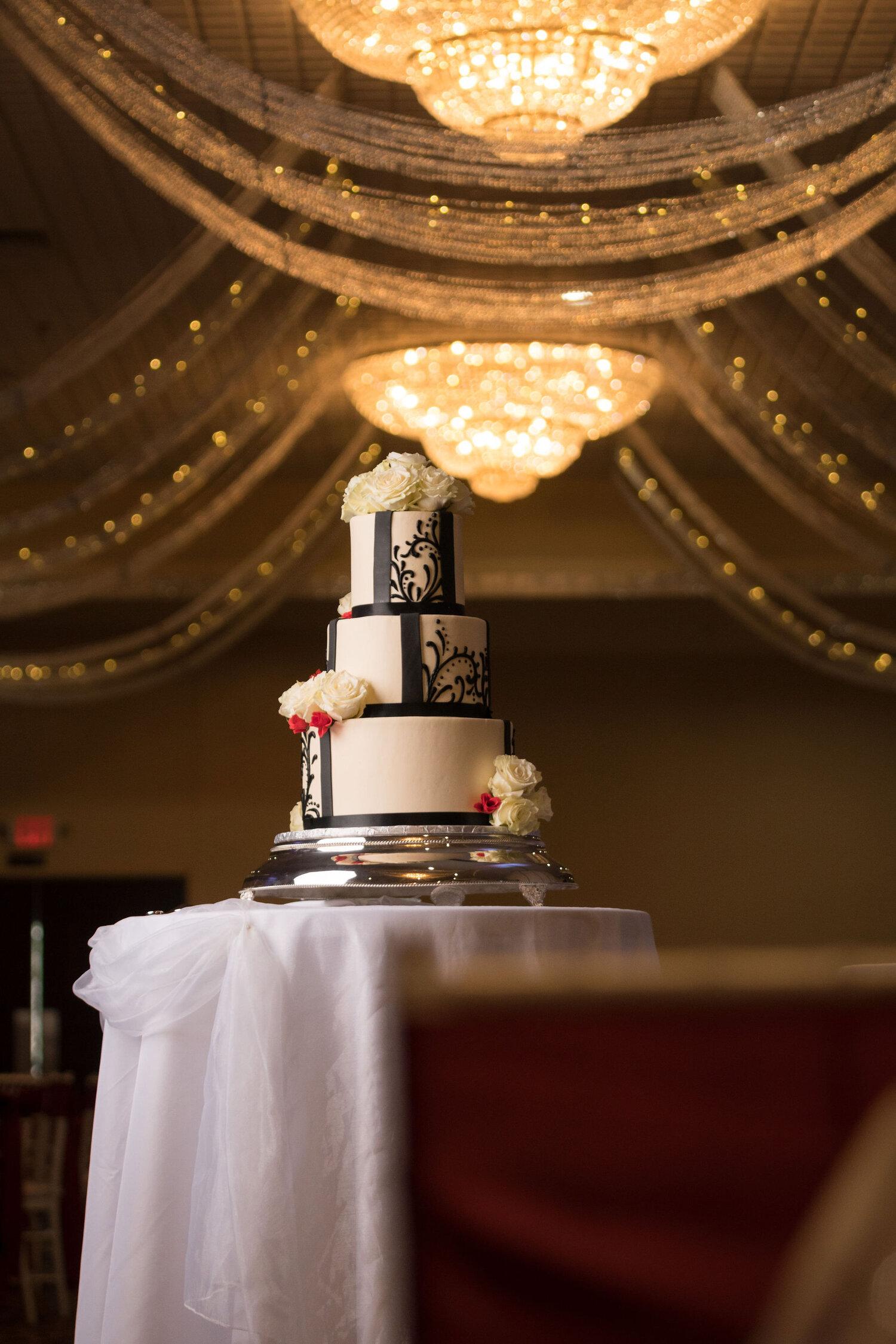 Aaron & Jennifer's Duneland Falls Wedding 27