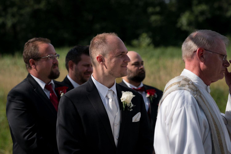 Aaron & Jennifer's Duneland Falls Wedding 34
