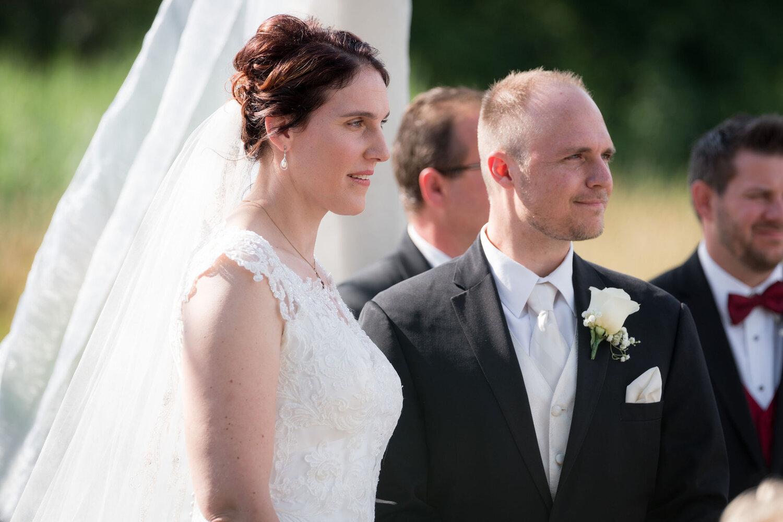 Aaron & Jennifer's Duneland Falls Wedding 35